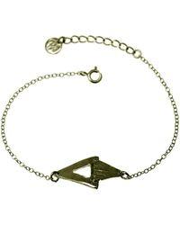 Lili La Pie Bra 01 bracelet Bracelets - Métallisé