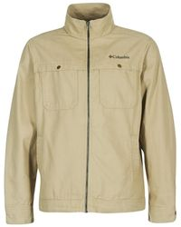 Columbia Windjack Tolmie Butte Jacket - Naturel
