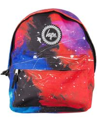 Hype - Men's Movers Logo Backpack - Exclusive To Stand-out, Multicolou Men's Backpack In Multicolour - Lyst