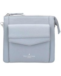 PAULS BOUTIQUE London 127270 Pouch - Grey