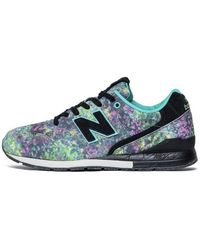 New Balance Wl 574 Cpw Women s Shoes (trainers) In Multicolour - Lyst 4871aba11e