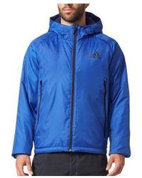 adidas - Bts Lined Jkt Men's Jacket In Blue - Lyst