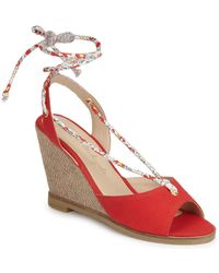 Petite Mendigote BLONDIE femmes Sandales en rouge