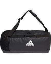 adidas 4ATHLTS ID Duffel M Bag FJ3922 - Negro