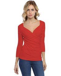 Rendez-vous Paris GERRY 3-2 T-shirt - Rouge