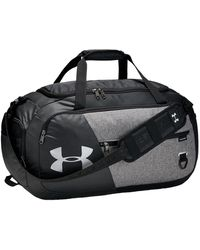 Under Armour Sporttas Undeniable Duffel 4.0 Md 1342657-040 - Zwart