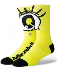 Stance Calcetines Anime eyes - Amarillo