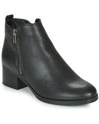 Clarks Boots - Noir