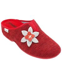 Emanuela Chaussons A2910rs - Rouge