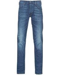 Lee Jeans Straight Jeans Daren Banshee Worn - Blauw