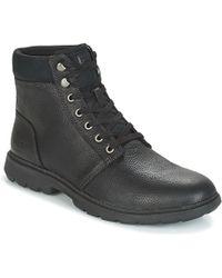 Caterpillar NYLES hommes Boots en Noir