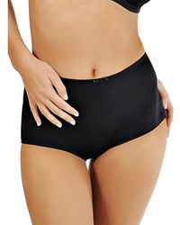 Lisca Corrigerende Slips Victoria High Pants - Zwart
