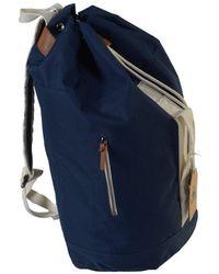 Le Coq Sportif Chronic Doronic Backpack Dress Blues Women's Backpack In Multicolour