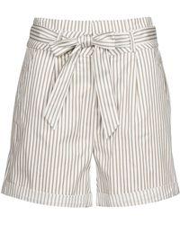 Vero Moda Shorts Vmeva - Bianco