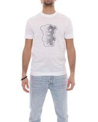 Armani 3K1TAK 1JTUZ T-shirt - Blanc