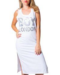 BOY London BL1305 - Blanco