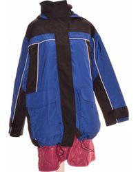 ASOS Manteau Femme 36 - T1 - S Parka - Bleu