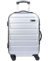 Słoń Torbalski 040511k11 Hard Suitcase - Multicolour