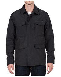 Volcom Greystone Jacket Blouson - Noir
