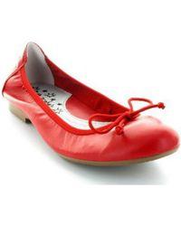 À De € Lyst 39 Partir Femme Plates Chaussures Acebo's 8knOX0ZNwP