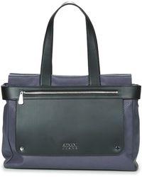 1c6c5b45be3 Armani Jeans Marta Men s Messenger Bag In Black in Black for Men - Lyst