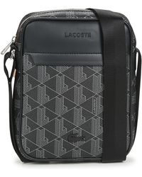 Lacoste Handtasje The Blend - Zwart