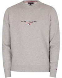 Tommy Hilfiger - Essentials Sweatshirt Sweatshirt - Lyst