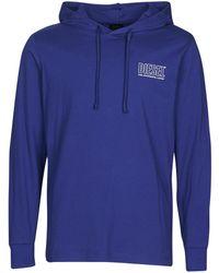 DIESEL Sweater Umlt-jimmy - Blauw