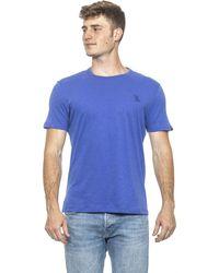 Billionaire Ayn T-shirt - Bleu
