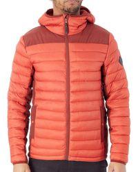 Burton - Evergreen Synthetic Hooded Insulator Jacket Jacket - Lyst