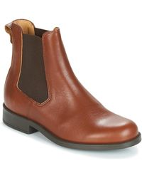 Aigle Boots - Marron