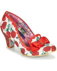 Irregular Choice Zapatos de tacón KANJANKA - Rojo