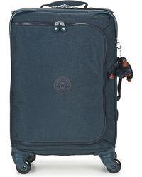 Kipling Cyrah S Soft Suitcase - Blue