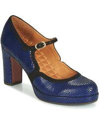 Chie Mihara Chaussures - Bleu