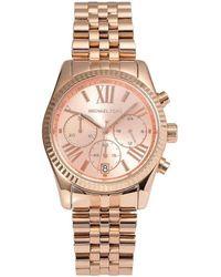 MICHAEL Michael Kors Horloge - Roze