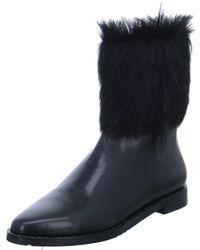 Everybody - Kurzschafter Women's Boots In Black - Lyst