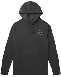 Huf - Sweat hood essentials tt - Lyst