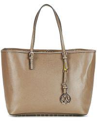 Christian Lacroix Plaza 1 Women's Shopper Bag In Brown