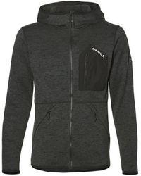 O'neill Sportswear 8p0226 Piste Hoodie Sweatshirt - Black