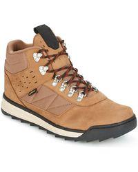 Volcom - Shelterlen Gore Tex Boot Men's Mid Boots In Brown - Lyst