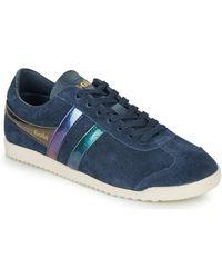 Gola Lage Sneakers Bullet Flash - Blauw