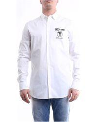 Moschino 02047036 Chemise - Blanc