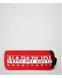 Napapijri Happy Pc Re - Np0a4ea3 Pouch - Red