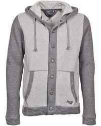 Le Temps Des Cerises - Tory Men's Sweatshirt In Grey - Lyst
