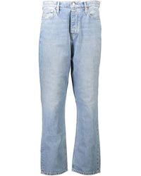 Calvin Klein J20J214416 Jeans - Bleu