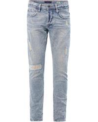 Salsa - Jean Clash Skinny Skinny Jeans - Lyst