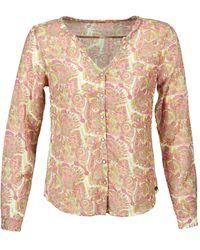 Ddp Overhemd Gardenia - Roze