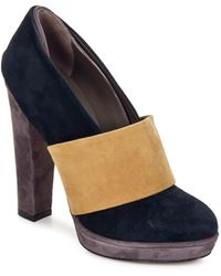 Kalliste BOTTINE 5854 Chaussures escarpins - Noir
