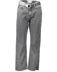 Calvin Klein J20J214409 Jeans - Noir