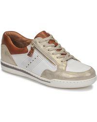 Tamaris Lage Sneakers Freya - Wit
